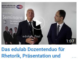 Video-Präsentationstraining